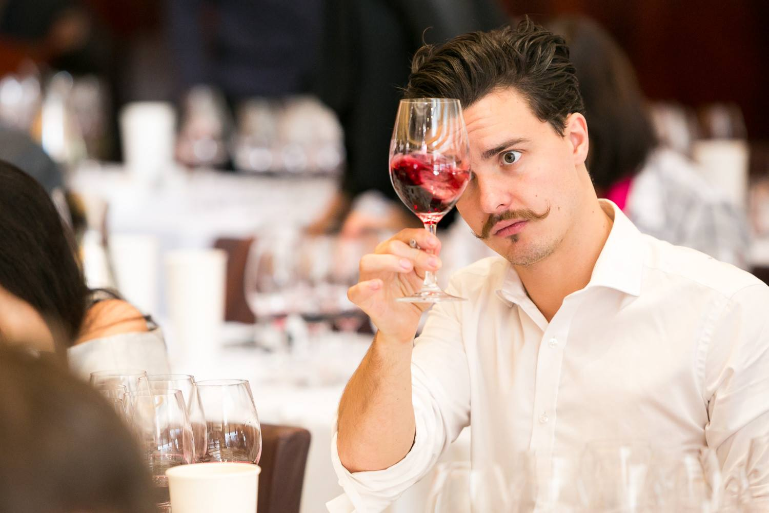 Talking all things Pinot Noir with Sommelier JAMES TUXWORTH // Perth, WA