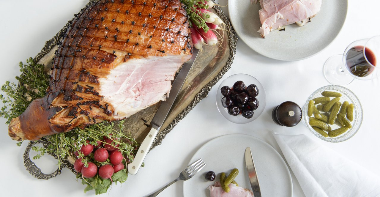 Pairing Pinot and Christmas Ham