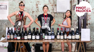 Taste the line-up, soak up the music and come and see us at @pinot_palooza: http://bit.ly/pp16prs