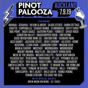 Auckland Line Up 2019
